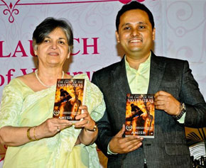 'The Oath of Vayuputras' by Amish Tripathi