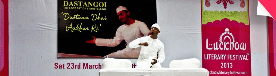 Dastangoi : 'Dastan Dhai Aakhar Ki'