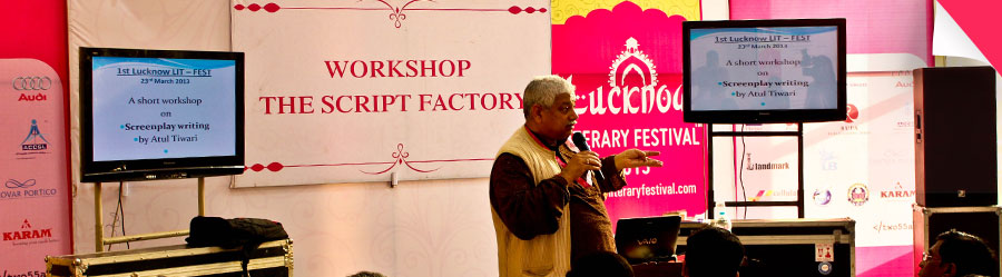 Workshop : The Script Factory