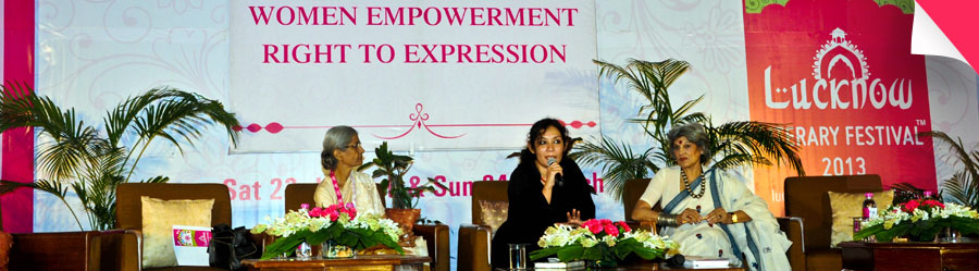 Women Empowerment : Right to Expression