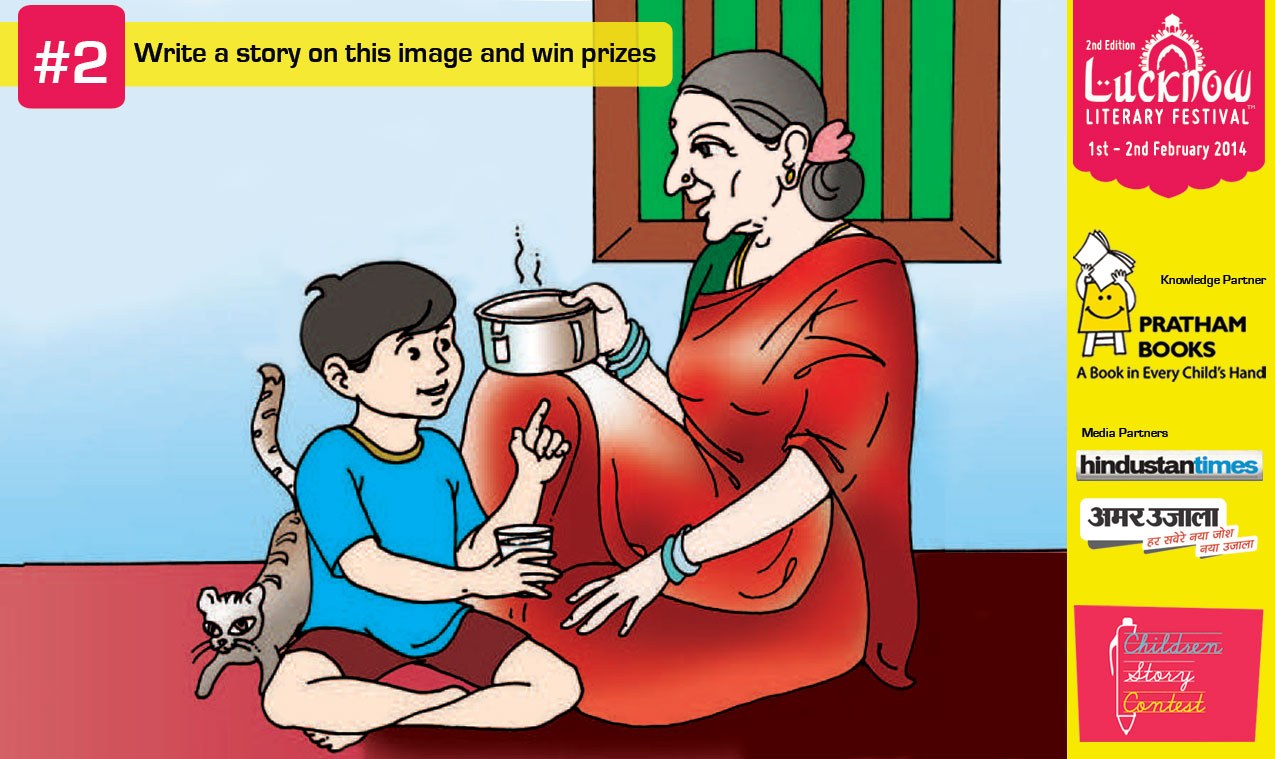 Children Story Contest # 2