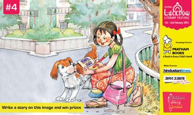 Children Story Contest # 4