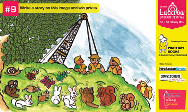 Children Story Contest # 9