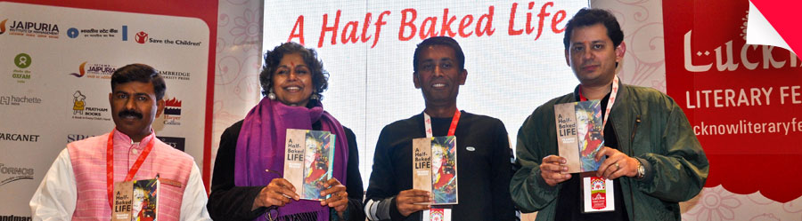 Book Launch : A Half Baked Life - Pranesh Prasad ( Australia )