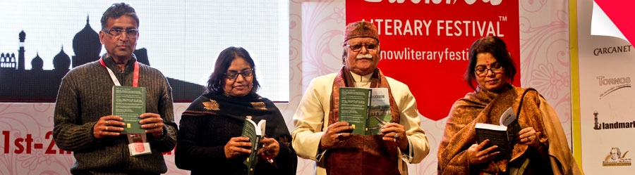 Book Launch : Aadab Lucknow - Kamlesh Tripathi & Sujata Tripathi