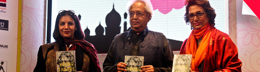 Book Launch & Reading : Young Tagore - Sudhir Kakar