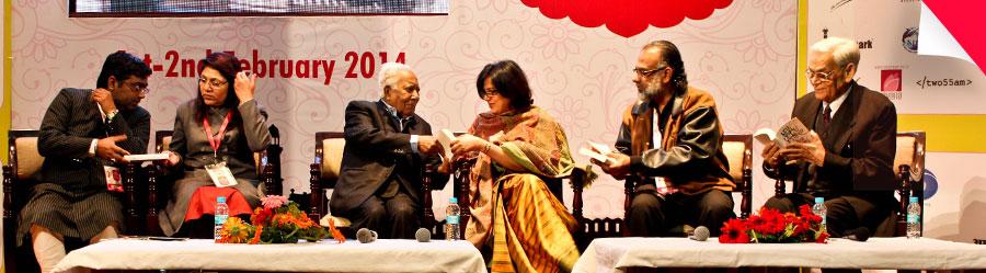 Book Launch : New Urdu Writings - Rakshanda Jalil
