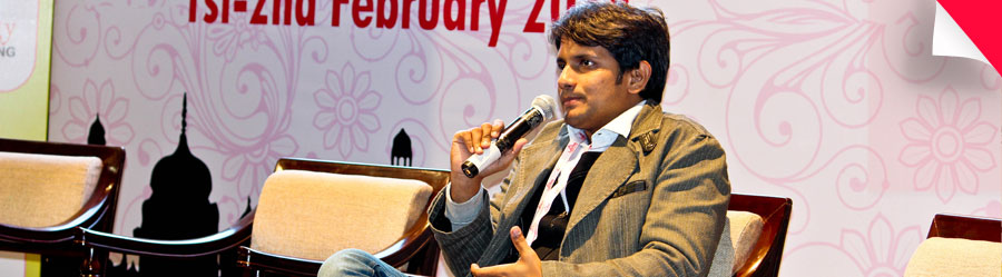 Interaction with Tuhin Sinha - Author of The Edge of Power