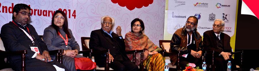 Panel Discussion : Urdu Adab aur Hindustani Tehzeeb