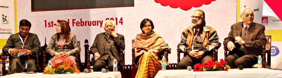Panel Discussion : Ikkeswi Sadi Mein Lucknow Ka Adab