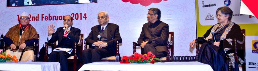 Panel Discussion : Munshi Nawel Kishore - Epitome of Ganga Jamuni Tehzeeb of Lucknow