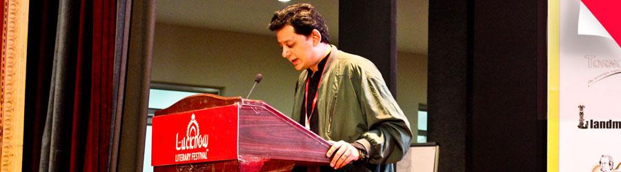 Raza Naeem from Pakistan reads Sa'dat Hasan Manto
