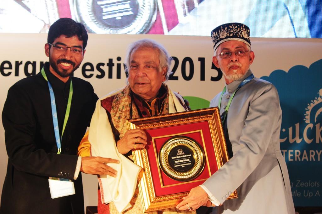 Wajid Ali Shah Award - Pandit Birju Maharaj
