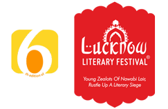 6th Edition of Lucknow Literary Festival - Logo